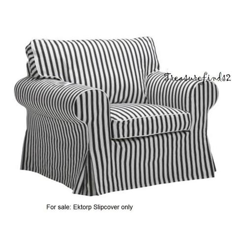 striped chair slipcovers ikea cover for ikea ektorp chair armchair slipcover
