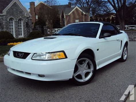 mustang for sale in nashville tn 2000 ford mustang gt for sale in nashville tennessee