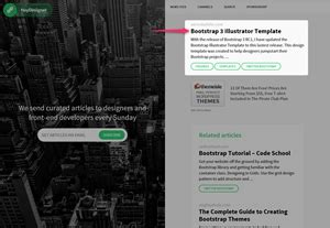 bootstrap templates for illustrator bootstrapのillustratorテンプレート2つ レスポンシブをきっちりデザインしたい人へ