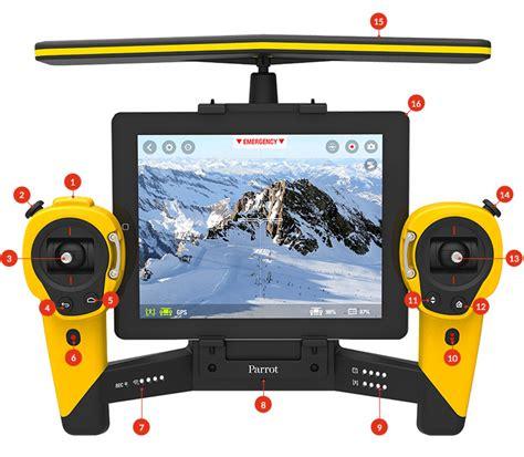 Paket Setup 1500 parrot bebop drone test vergleich bewertung