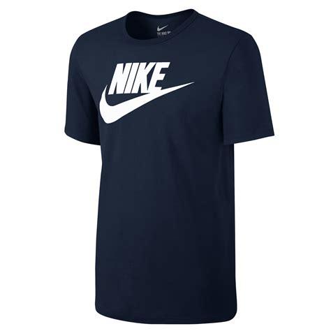 Tshirt Nike Navy by Nike Futura Icon S Sportswear T Shirt Navy White
