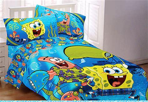 Spongebob Squarepants Full Bedding Comforter Pajama Spongebob Crib Bedding