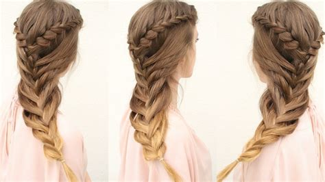 mermaid hairstyle mermaid braid hair tutorial hairstyles