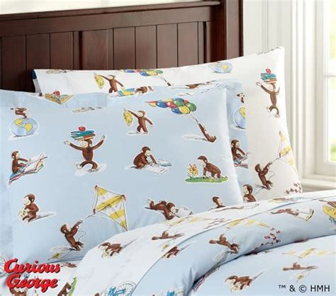 pbk curious george crib bedding pip cameron 6 cubby 3 drawer base storage system duvet