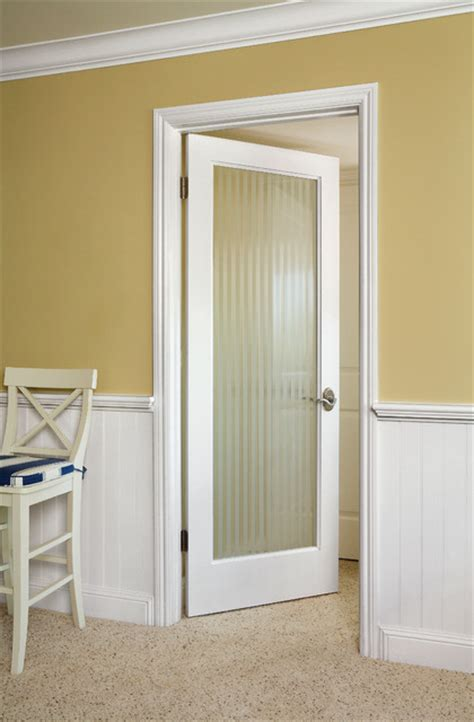 Home Office Doors With Glass | glass doors modern home office sacramento by