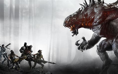 ps4 themes evolve evolve launch trailer released junkie monkeys