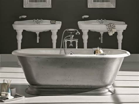 Freestanding Bathtub Shabby By Bleu Provence