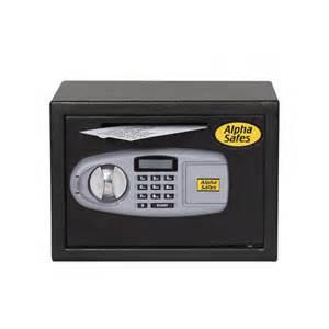 safe home security alpha compact security safe