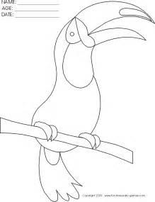 toucan coloring page toucan coloring page toucan coloring page toco toucan