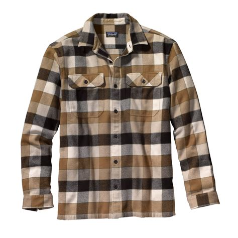 Flannel Shirts For Mens Sht 629 patagonia s fjord flannel shirt countryside ski