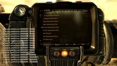 fallout nv console commands fallout 4 how to tune the cheats with batch file