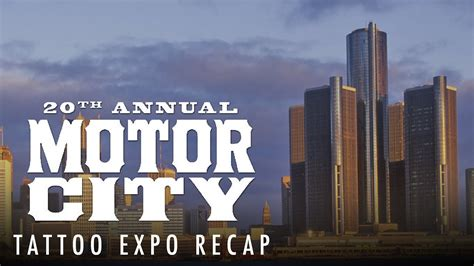 motor city tattoo expo convention coverage recap detroit motor city