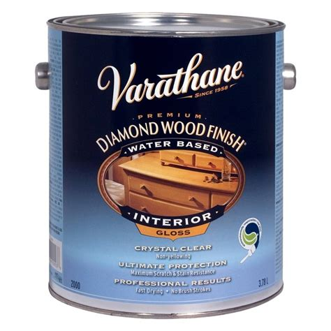 Varathane Wood Finish Interior varathane interior water based wood finish lowe