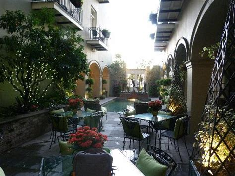 Bienville House by Courtyard Pool Picture Of Bienville House New Orleans