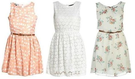 My Summer Dress Picks   New Look   Paperblog
