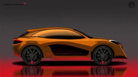 mclaren suv does the look of ferrari suv justify drivers magazine