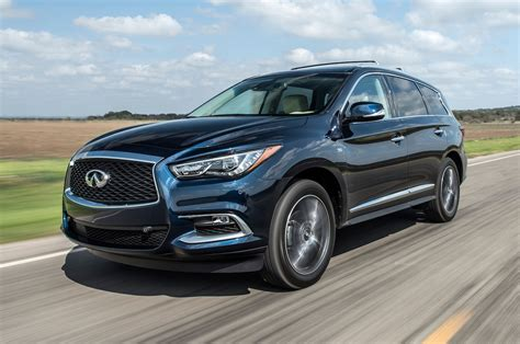 infiniti qx60 2017 infiniti qx60 reviews and rating motor trend