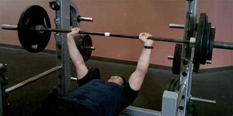 bench press 100 pounds i ve never done that