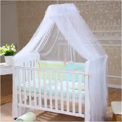 Baby Crib Net Quality Baby Crib Mosquito Net Baby Infant Crib Canopy Baby Bed Net White Tent Cortina