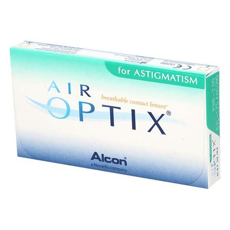 air optix  astigmatism  contact lenses discountlensch