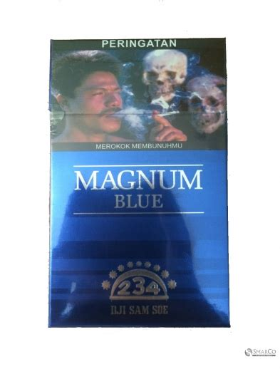Dji Sam Soe Magnum 1 Slop detil produk dji sam soe magnum blue 8999909000162
