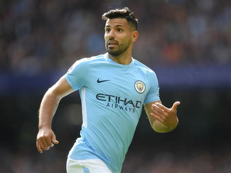 sergio aguero manchester city injury boost with