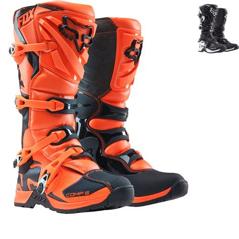 Fox Racing Youth Comp 5 Motocross Boots Arrivals