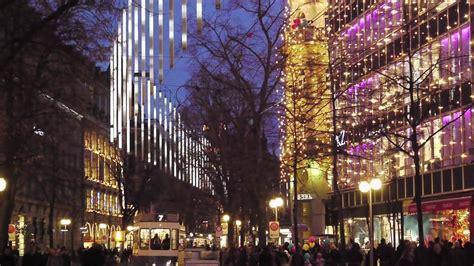 weihnachtsbeleuchtung bahnhofstrasse z 252 rich on vimeo - Bahnhofstrasse Beleuchtung 2016