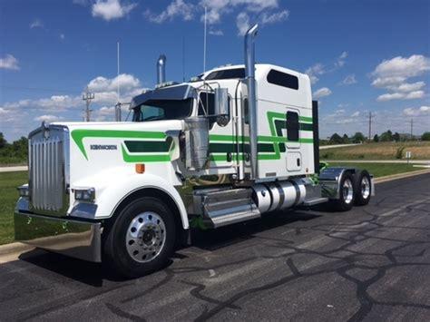 kenworth icon  conventional trucks  sale  trucks  buysellsearch