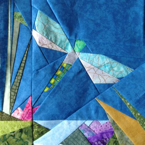 Dragonfly Quilts by Free Pattern Friday Free Advanced Patterns From Craftsy