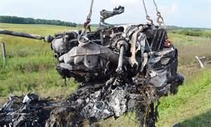 Paking Fullset I One Smash wreckage of 163 186k supercar up for bids after