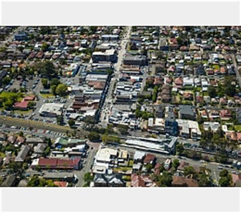 aerial photos near chester hill north public school