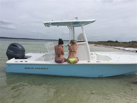 2016 sea hunt bx22br like new panama city fl the - Sea Hunt Boats Panama City Fl