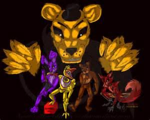 Freddys at nights 2 golden five freddy my wallpaper