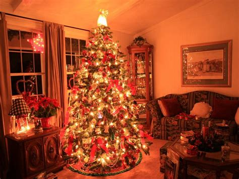 easy christmas home decor ideas decoration easy christmas tree decorating ideas lighting