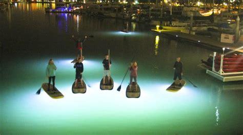 Nite Ops Paddle Board Tours With Led Lighting Illuminating