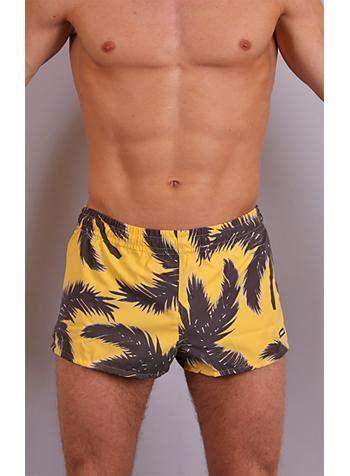 Bruno Banani 3735 by Hom Badeshort Janeiro Gr 246 223 E S M In Gelb Easy Shop