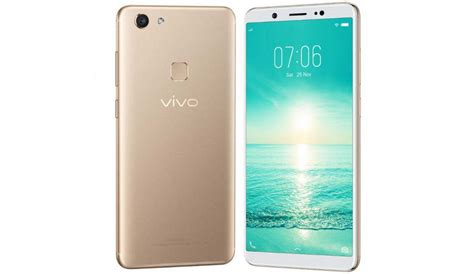 Vivo V7 New 24 Mp Garansi Resmi vivo v7 launched in india with 5 7 inch hd fullview display 24 megapixel selfie at rs