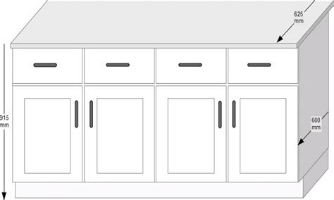 What Is The Standard Height Of Kitchen Cabinets by Kitchen Cabinet Height With Standard Height Of Kitchen