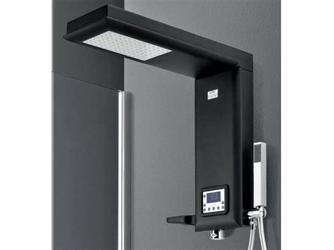 colonne doccia multifunzione colonna doccia a parete multifunzione in acciaio con