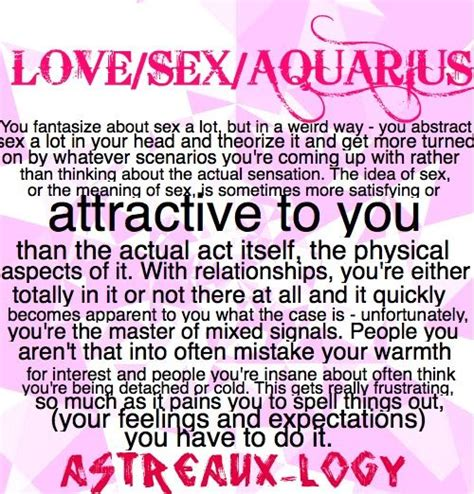aquarius woman in bed aquarius this can be about sun venus and mars so if you