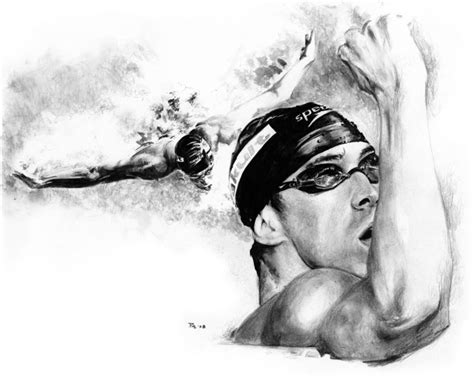 In Graphics If Michael Phelps Michael Phelps By Robd4e On Deviantart