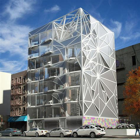 Apartment Complex Floor Plans hap six ny residential building by karim rashid