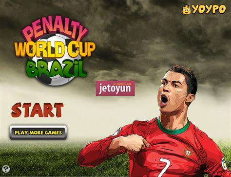 ronaldo penalti oyunu oyna futbol oyunlari
