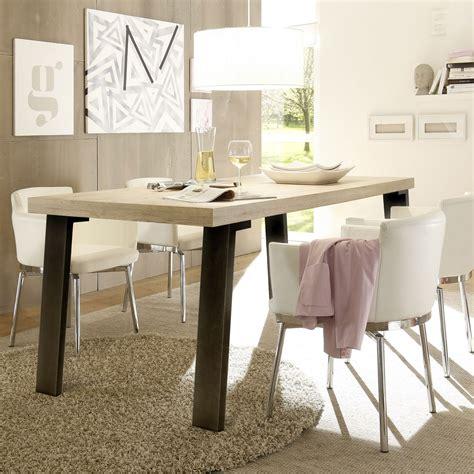 Table Manger Bois by Table De Repas M 233 Tal Et Bois Moderne