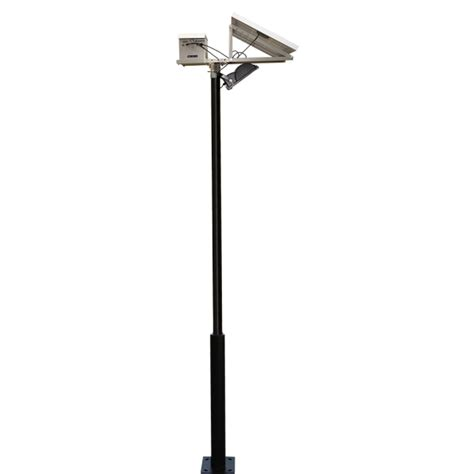 Solar Pole Light Sl09 Solar 10w Led Floodlight Area Light With Pole