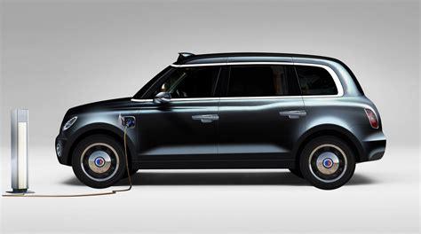london taxi tx plug  hybrid charging