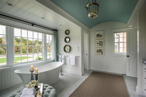 home bathroom dream home 2015 master bathroom blue curtains tubs and
