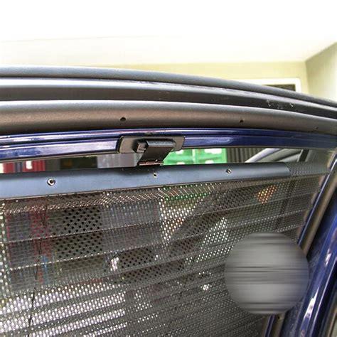 auto interior sun shades car curtain side window roller