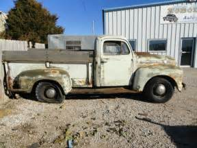 1952 Ford Truck Parts 1952 52 Ford F 2 Truck Project Truck Parts Beater